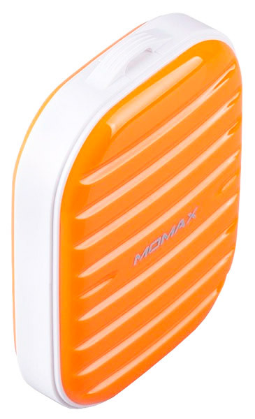 внешний аккумулятор Momax Power Bank iPower Go mini IP35D 7800 mAh orange