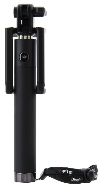 монопод для селфи Dispho 2.0 Bluetooth Smartphone Selfie Stick black