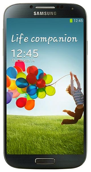 смартфон Samsung GT-i9500 Galaxy S4 16Gb black