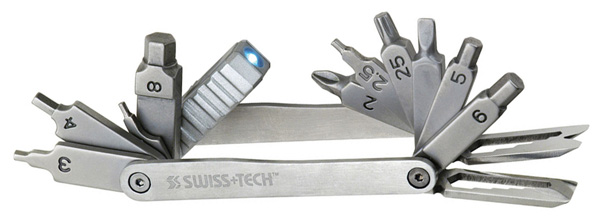 мультитул Swiss Tech Mega-Max Folding Multi-Tool