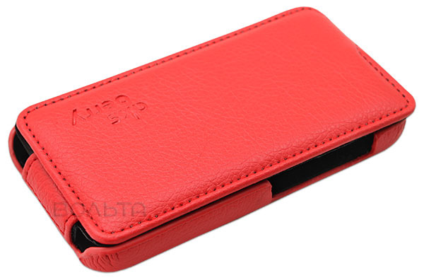 "чехол Aksberry Alcatel 4013/4013D PIXI 3 4"" red"