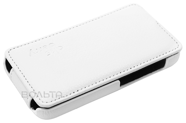 "чехол Aksberry Alcatel 4013/4013D PIXI 3 4"" white"