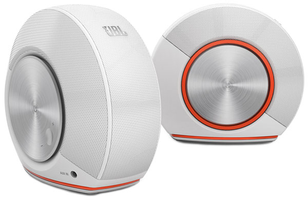 колонки JBL Pebbles white