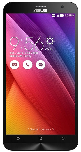 смартфон Asus Zenfone 2 ZE551ML 16Gb black