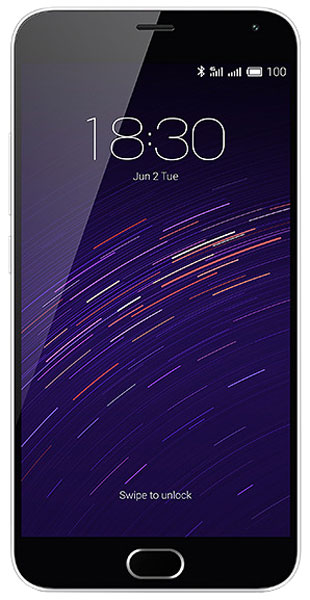 смартфон Meizu M2 Note 16Gb white