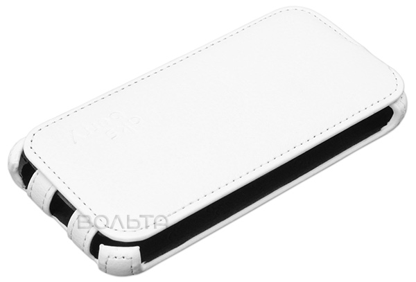 "чехол Aksberry Alcatel 4027/4027D PIXI 3 4.5"" white"