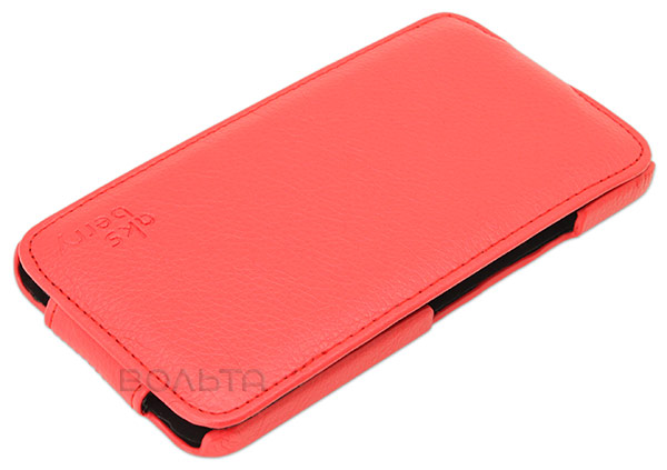 чехол Aksberry Microsoft Lumia 640 XL/640 XL DS red