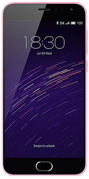 смартфон Meizu M2 mini 16Gb pink