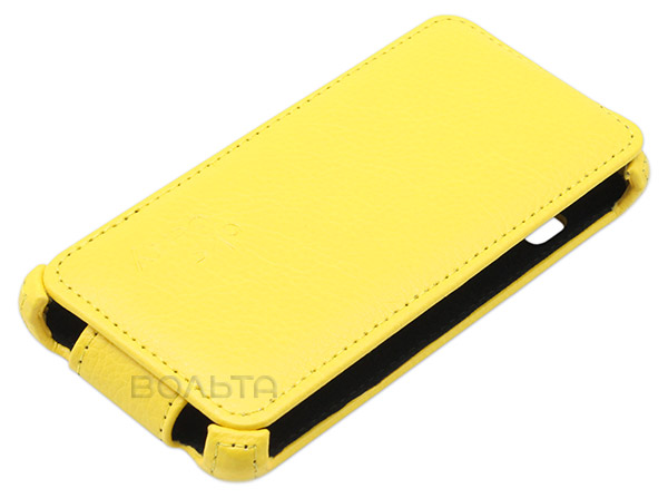 чехол Aksberry FLY FS451 yellow