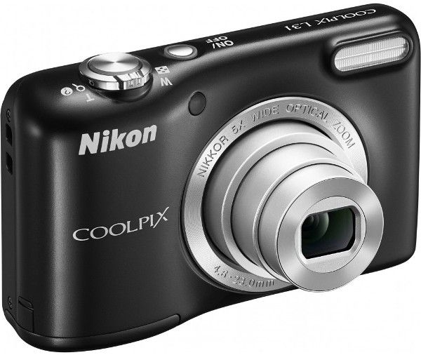 фотоаппарат Nikon Coolpix L31 black