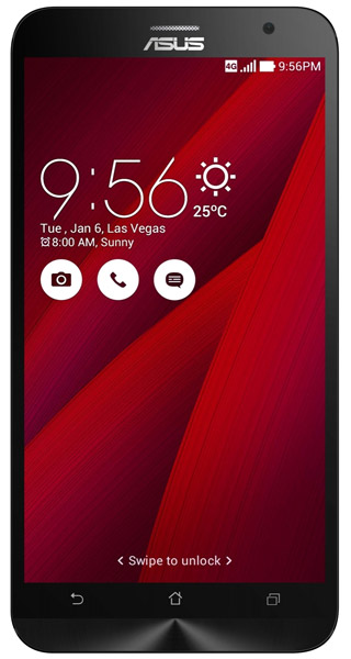 смартфон Asus Zenfone 2 ZE551ML 16Gb red