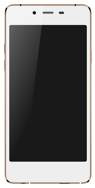 смартфон Micromax Canvas Sliver 5 Q450 white