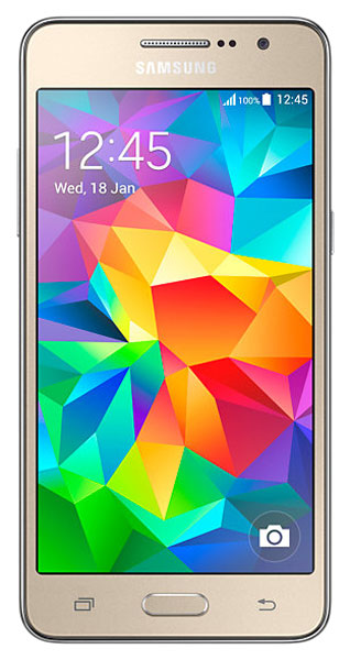 смартфон Samsung SM-G531H Galaxy Grand Prime gold