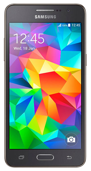 смартфон Samsung SM-G531H Galaxy Grand Prime grey