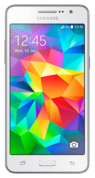 смартфон Samsung SM-G531H Galaxy Grand Prime white