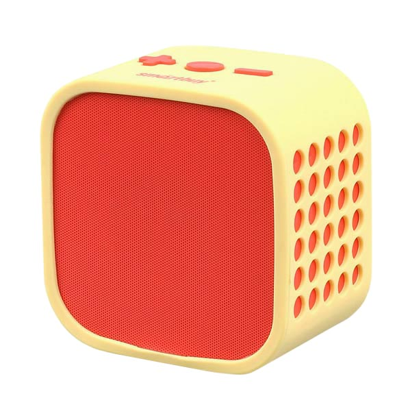 bluetooth колонка SmartBuy Smarty red/yellow