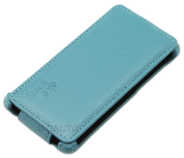 чехол Aksberry FLY FS452 blue