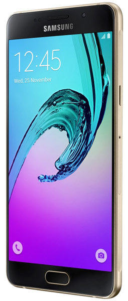смартфон Samsung SM-A310F/DS Galaxy A3 2016 gold