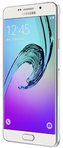 смартфон Samsung SM-A310F/DS Galaxy A3 2016 white