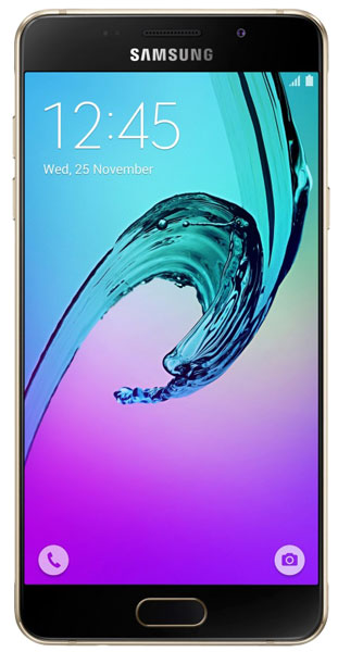 смартфон Samsung SM-A510F/DS Galaxy A5 2016 gold
