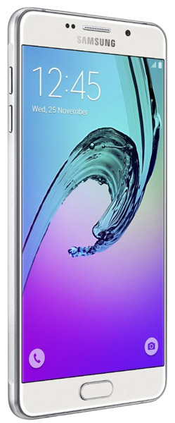 смартфон Samsung SM-A510F/DS Galaxy A5 2016 white