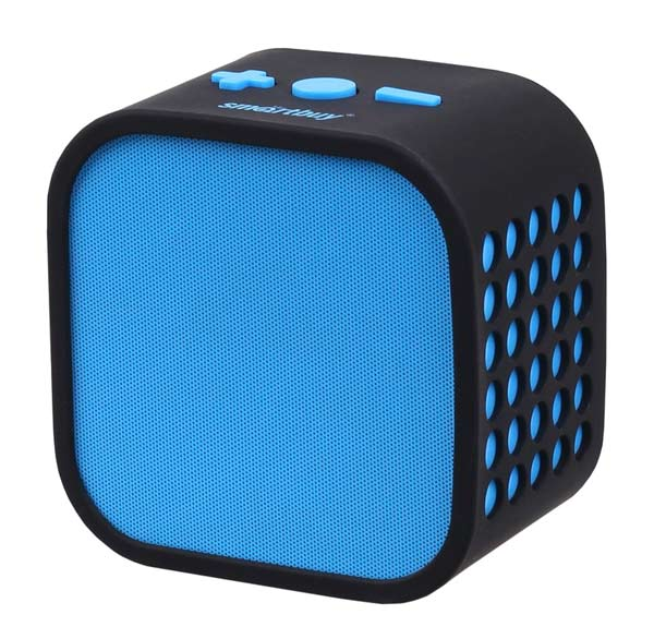 bluetooth колонка SmartBuy Smarty black/blue