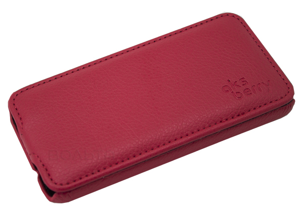 чехол Aksberry Asus ZenFone C ZC451CG red