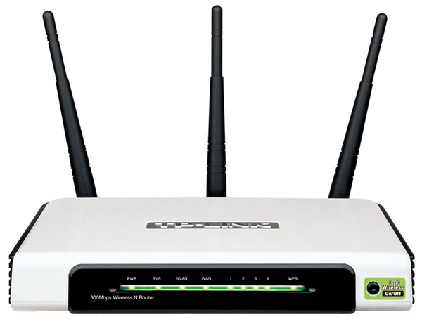 Wi-Fi маршрутизатор TP-LINK TL-WR940N