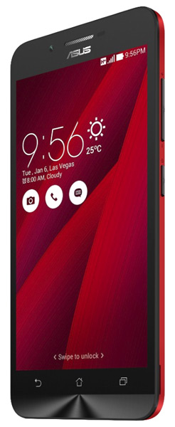 смартфон Asus Zenfone Go ZC500TG 8Gb red