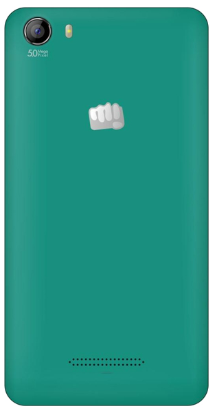 смартфон Micromax Canvas Magnus Q334 green