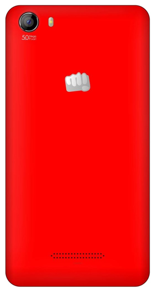 смартфон Micromax Canvas Magnus Q334 red