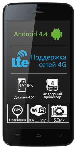 смартфон Explay Air white