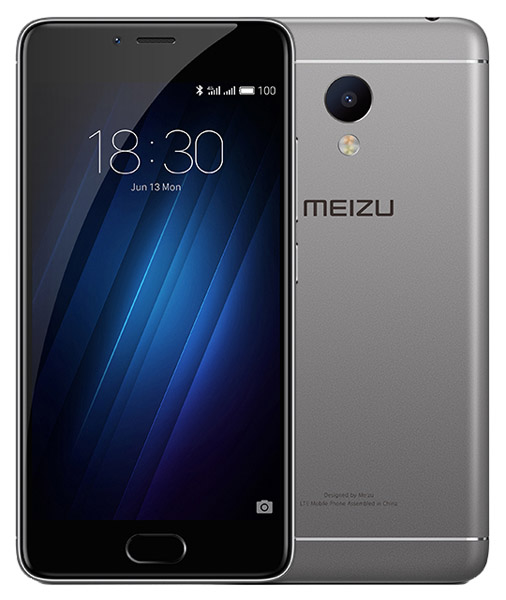 смартфон Meizu M3s mini 16Gb grey