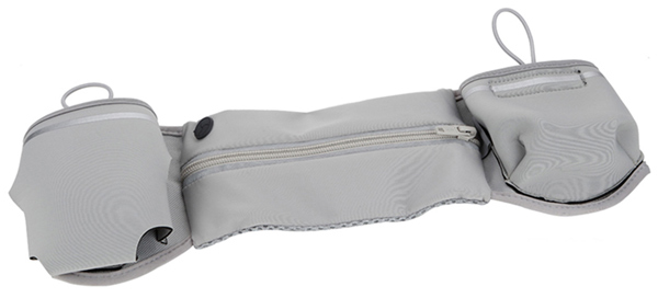 сумка для бега Rock Multifuctional Running Belt grey
