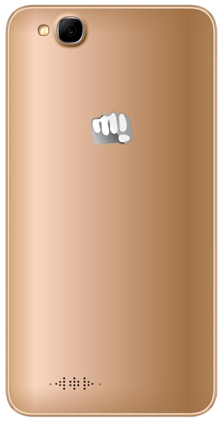 смартфон Micromax Canvas Pace mini Q401 coffee