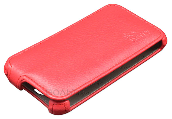чехол Aksberry FLY FS404 red