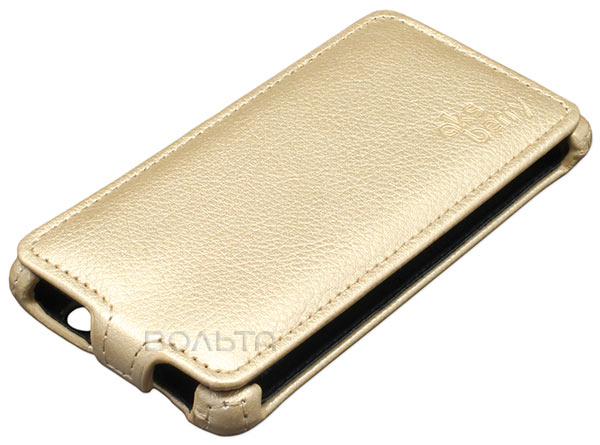 чехол Aksberry FLY FS452 gold