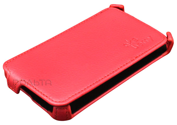 чехол Aksberry FLY IQ4401 Quad Energie 2 red