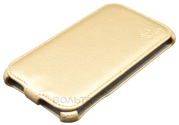 чехол Aksberry Samsung SM-J710F/DS Galaxy J7 2016 gold