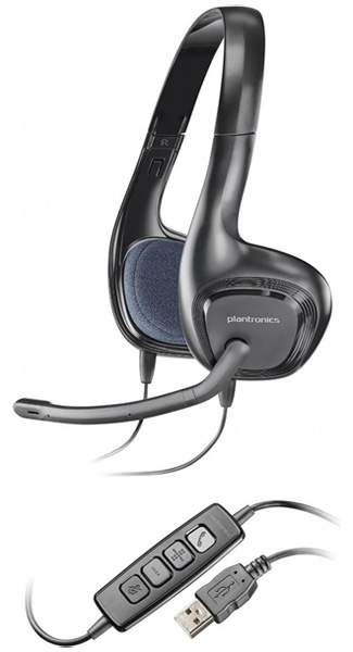 гарнитура стерео Plantronics Audio 628