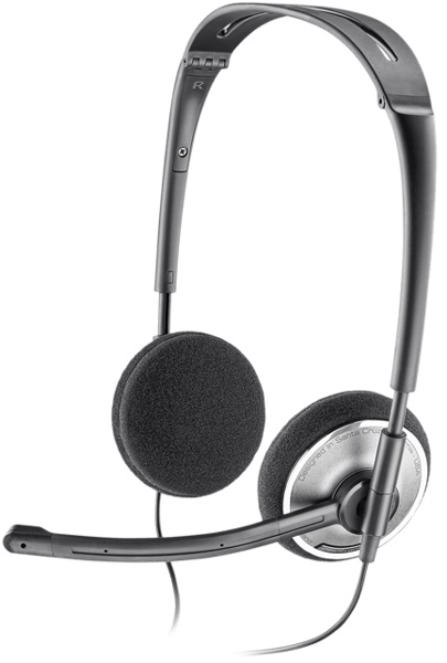 гарнитура Plantronics Audio 478 DSP