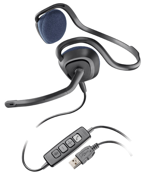 гарнитура стерео Plantronics Audio 648