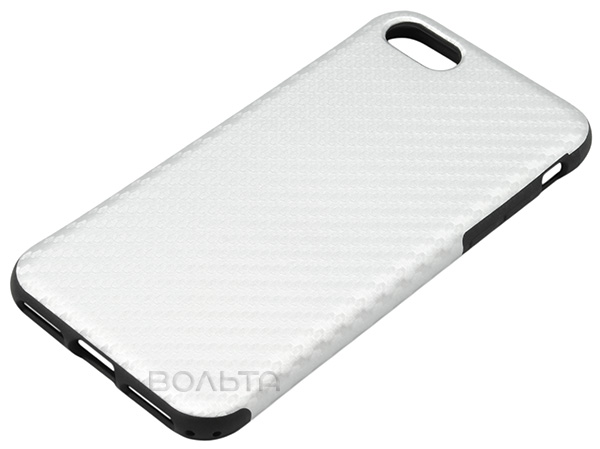 накладка Rock Origin Series (Textured) iPhone 7 silver