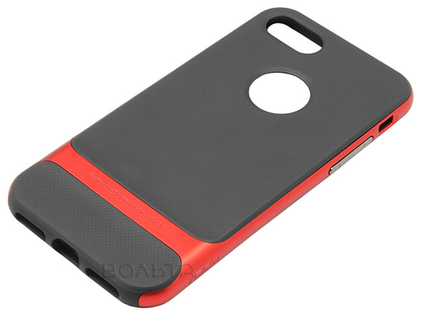 накладка Rock Royce Series iPhone 7 red