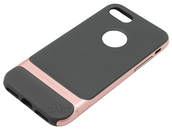 накладка Rock Royce Series iPhone 7 rose gold