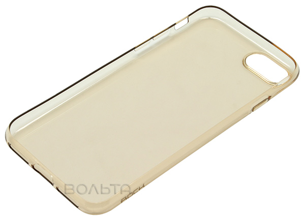 накладка Rock Ultrathin TPU Slim Jacked iPhone 7 trans-gold
