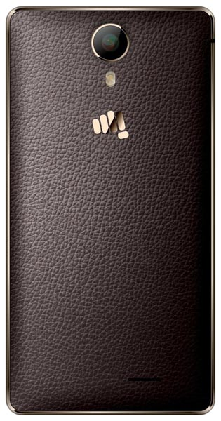 смартфон Micromax Q462 LTE brown