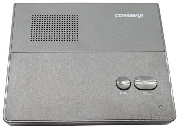 переговорное устройство commax схема