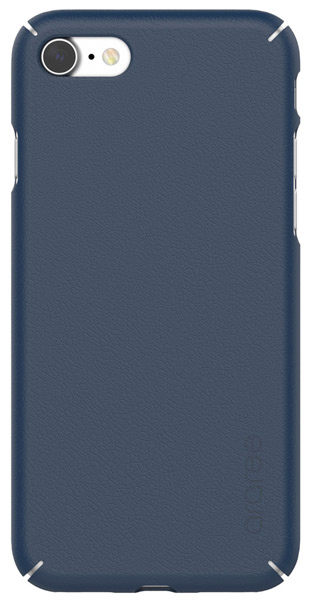 накладка Araree Aero Skin iPhone7 midnight blue