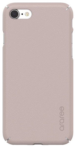 накладка Araree Aero Skin iPhone7 rose gray
